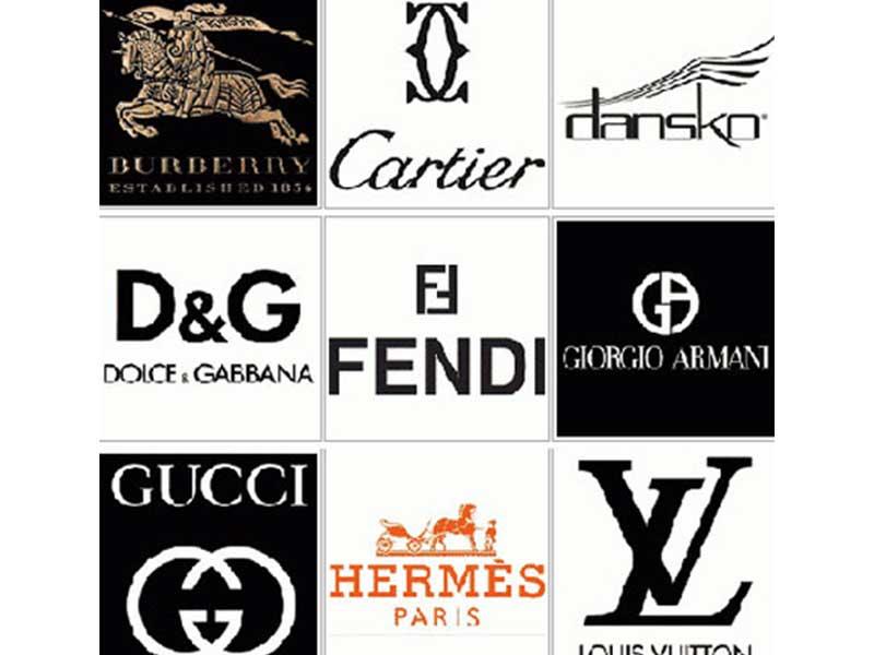 گرانترین و معروفترین مارک های لباس جهان را بشناسید