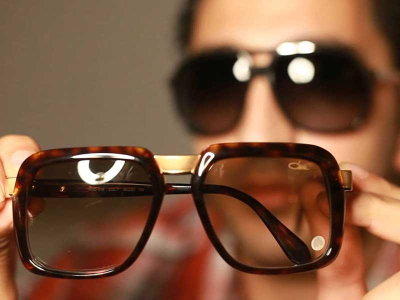 تاریخچه پیدایش عینک های آفتابی کازال